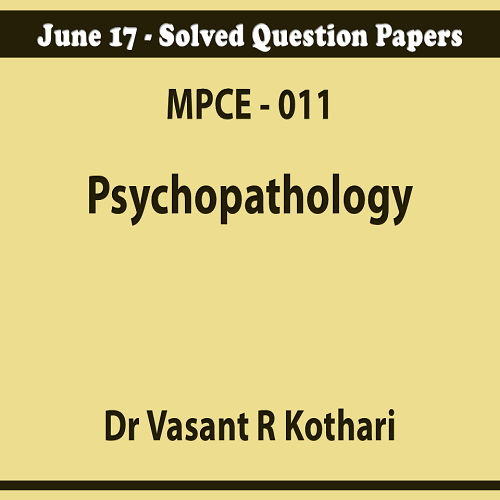 011Psychopathology