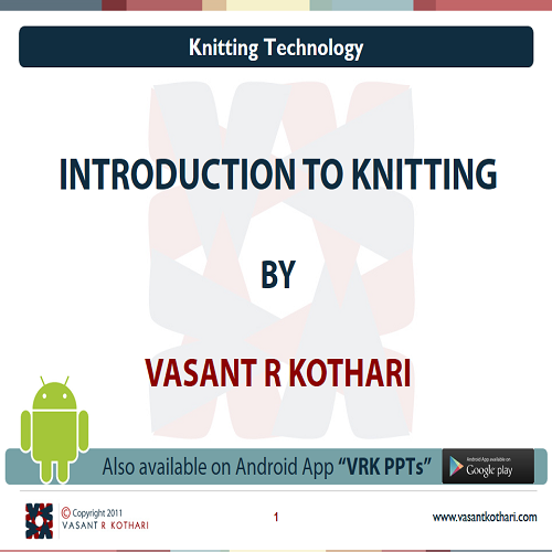 01IntroductiontoKnitting