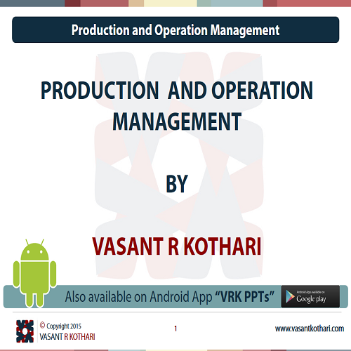 01ProductionandOperationManagement
