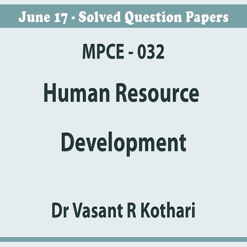 032HumanResourceDevelopment