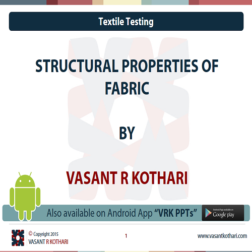 03StructuralPropertiesofFabric