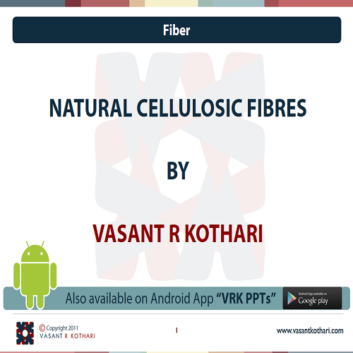 05NaturalCellulosicFibres