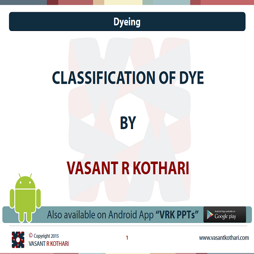 10ClassificationofDye