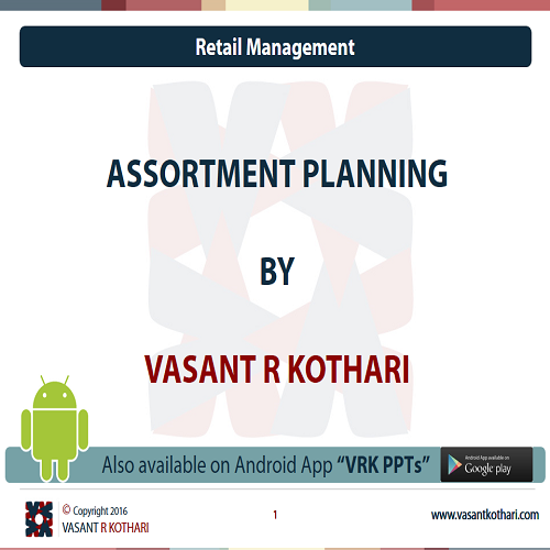 15AssortmentPlanning