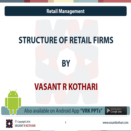 17StructureofRetailFirms