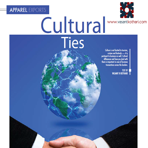 3ApparelExports-CulturalTies