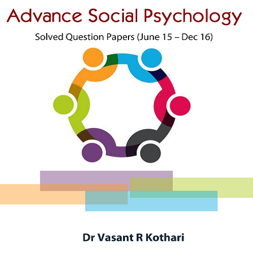 AdvancedSocialPsychology