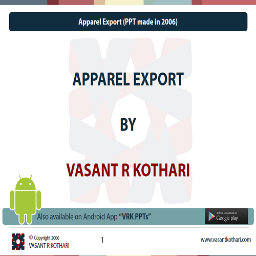 ApparelExport