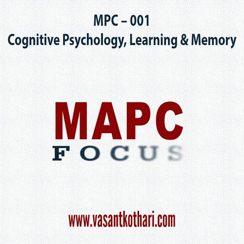 MAPCFocusCognitivePsychology