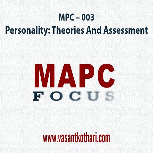 MAPCFocusPersonality