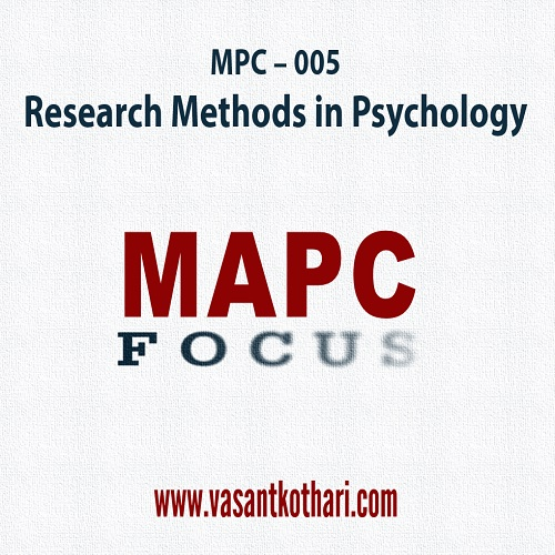 MAPCFocusResearchMethodsinPsychology