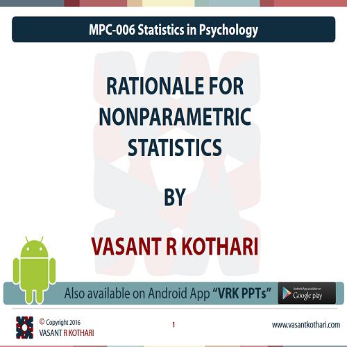 Non-ParametricTest